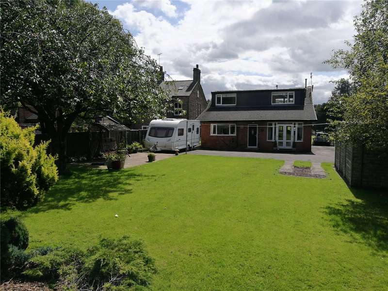 3 Bedrooms Detached Bungalow for sale in Hyde Road, Mottram, Hyde, Greater Manchester, SK14