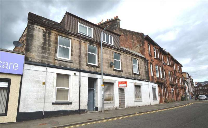 1 Bedroom Apartment Flat for sale in Quarry St, Hamilton