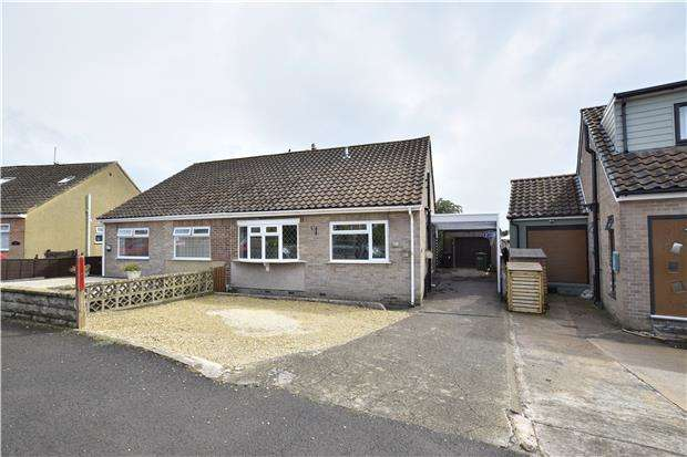 4 Bedrooms Semi Detached Bungalow for sale in Court View, Wick, BS30 5QP