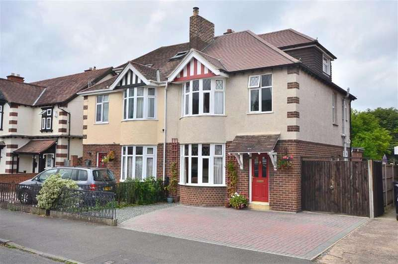 4 Bedrooms Semi Detached House for sale in Southfield Road, Gloucester, GL1