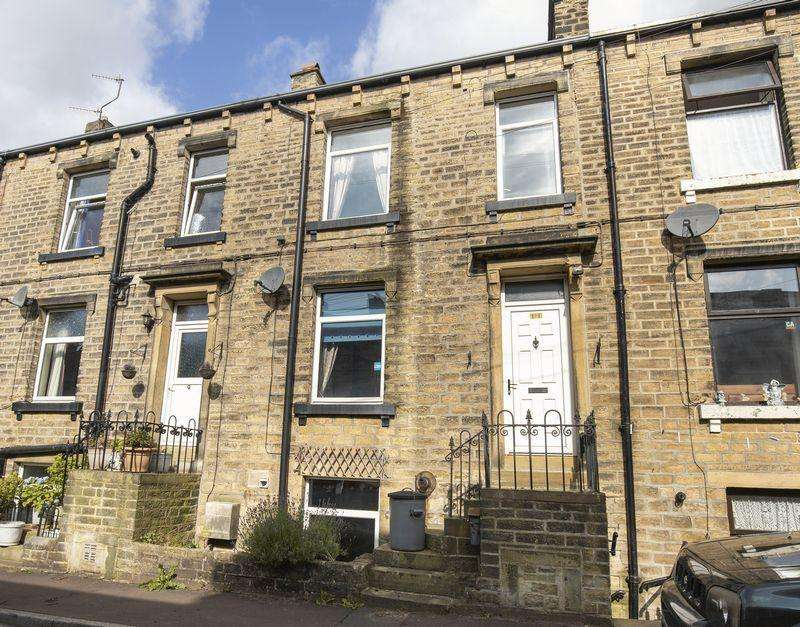 2 Bedrooms Terraced House for sale in 11 Hollin Street, Triangle, HX6 3NN