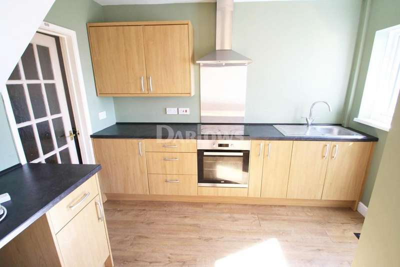3 Bedrooms Terraced House for sale in Carno Close, Garnlydan, Ebbw Vale