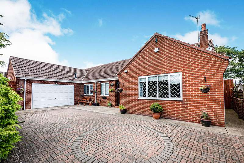 4 Bedrooms Detached Bungalow for sale in Owthorne Grange, Withernsea, East Yorkshire, HU19