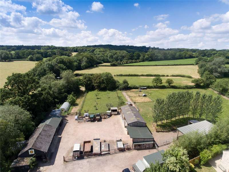 4 Bedrooms Farm Commercial for sale in Trudoxhill, Frome, Somerset, BA11