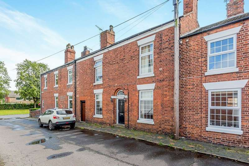 2 Bedrooms House for sale in Furnival Street, Sandbach, Cheshire, CW11