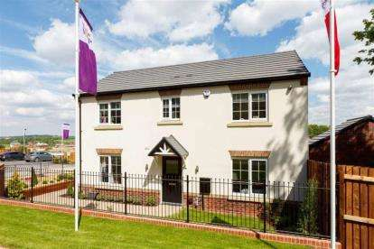 4 Bedrooms Detached House for sale in Hunloke Grove, Derby Road, Wingerworth, Chesterfield