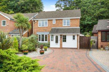 4 Bedrooms Detached House for sale in West End, Southampton, Hampshire