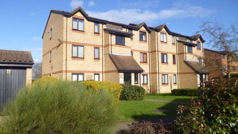 1 Bedroom Flat for sale in Courtlands Close, WD24