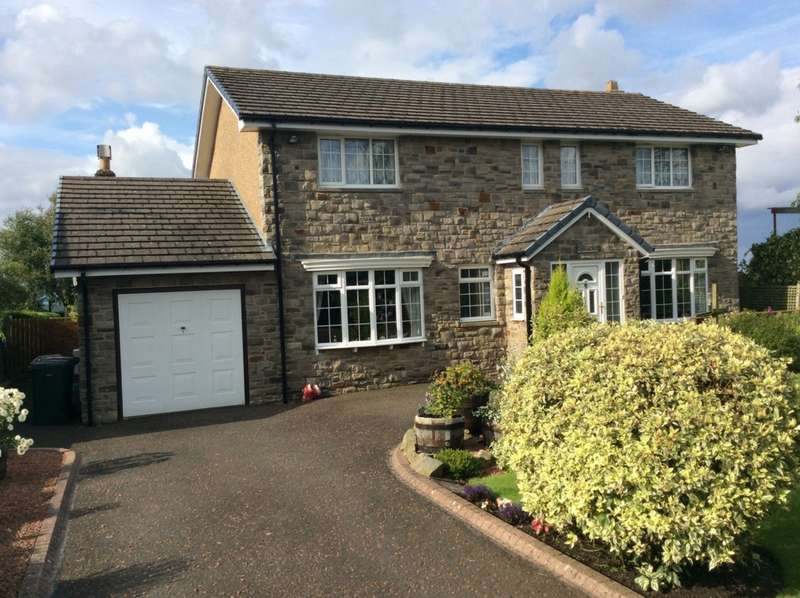 5 Bedrooms Detached House for sale in Dalmore, Slaley, NE47