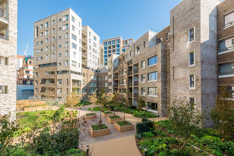 2 Bedrooms Apartment Flat for sale in Deacon Street, London, Greater London, SE17