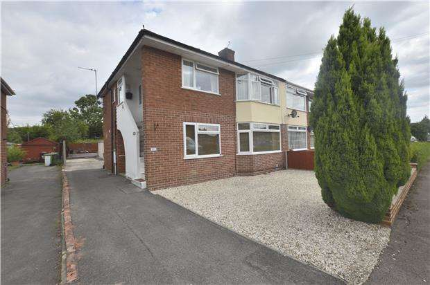 2 Bedrooms Maisonette Flat for sale in Canterbury Walk, GL51 3HG