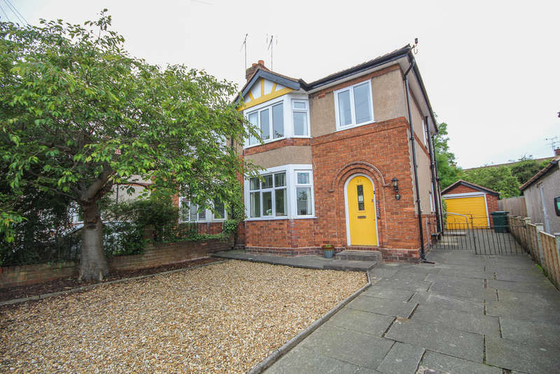 3 Bedrooms Semi Detached House for sale in Park Drive, Hoole