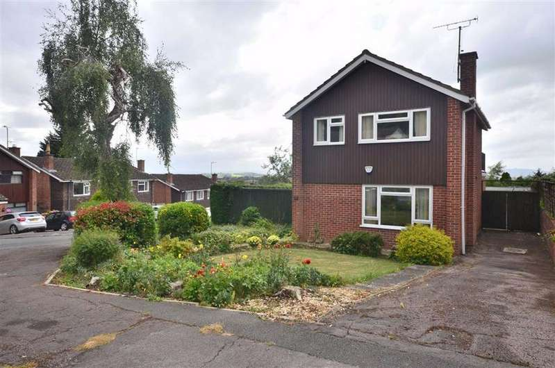 3 Bedrooms Detached House for sale in Cherrywood Gardens, Tuffley, GL4