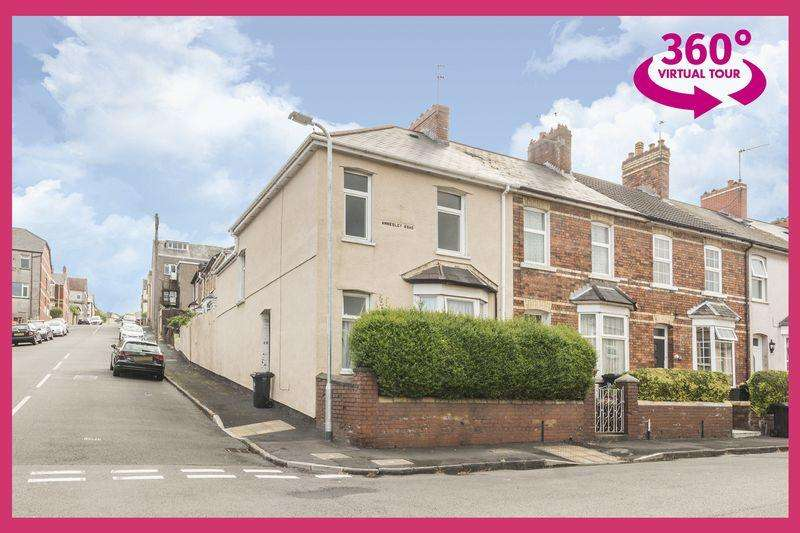 4 Bedrooms End Of Terrace House for sale in Annesley Road, Newport - REF# 00006680 - View 360 Tour at