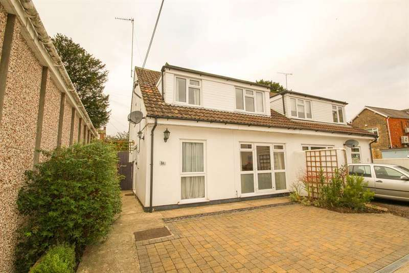 3 Bedrooms Semi Detached House for sale in Clarence Road, Wotton Under Edge, Gloucestershire