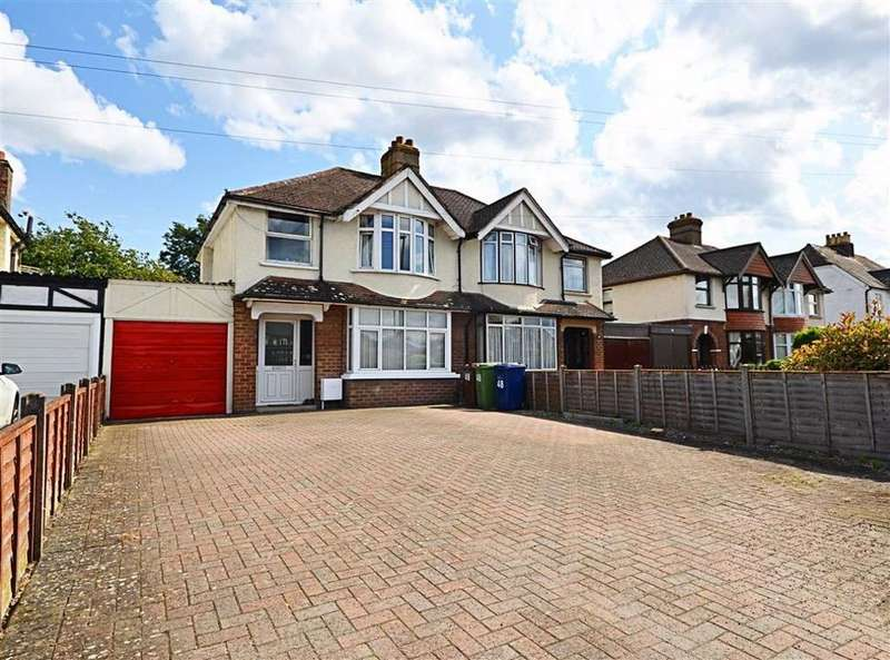 3 Bedrooms Semi Detached House for sale in Cheltenham Road East, Gloucester