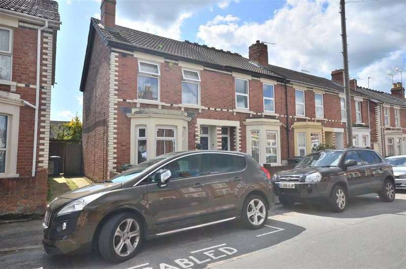 3 Bedrooms End Of Terrace House for sale in Lysons Avenue, Gloucester, GL1