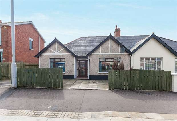 4 Bedrooms Semi Detached House for sale in Cregagh Road, Belfast, County Down