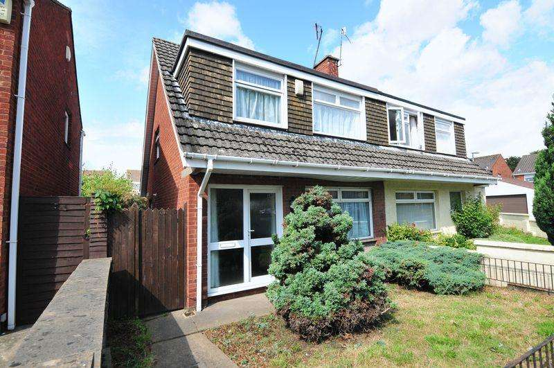 3 Bedrooms Semi Detached House for sale in Pinecroft, Whitchurch, Bristol, BS14