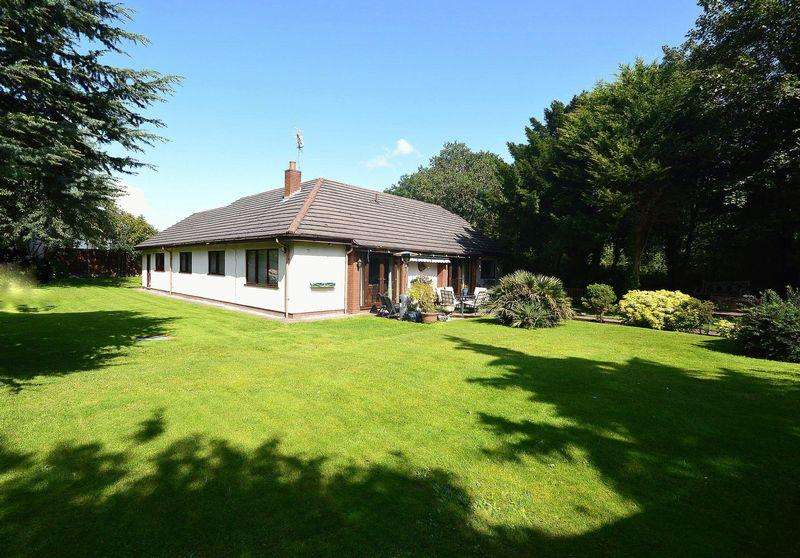 3 Bedrooms Detached Bungalow for sale in Fulwood Park, Aigburth
