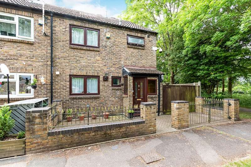 3 Bedrooms House for sale in Boyce Close, Basingstoke, Hampshire, RG22