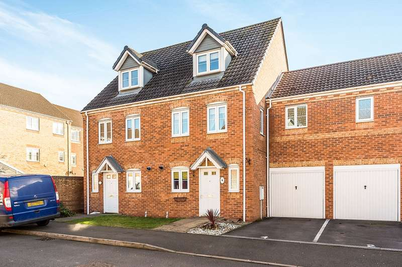 3 Bedrooms House for sale in Bean Drive, Tipton, West Midlands, DY4