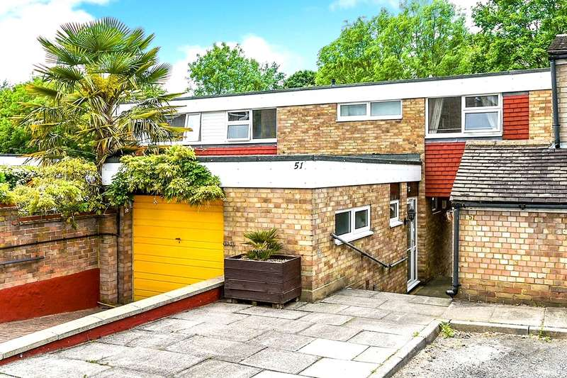 3 Bedrooms Link Detached House for sale in Wharfedale, Hemel Hempstead, Hertfordshire, HP2