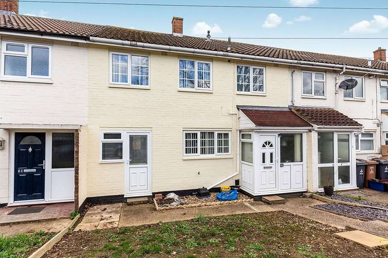 3 Bedrooms House for sale in Whomerley Road, Stevenage, Hertfordshire, SG1