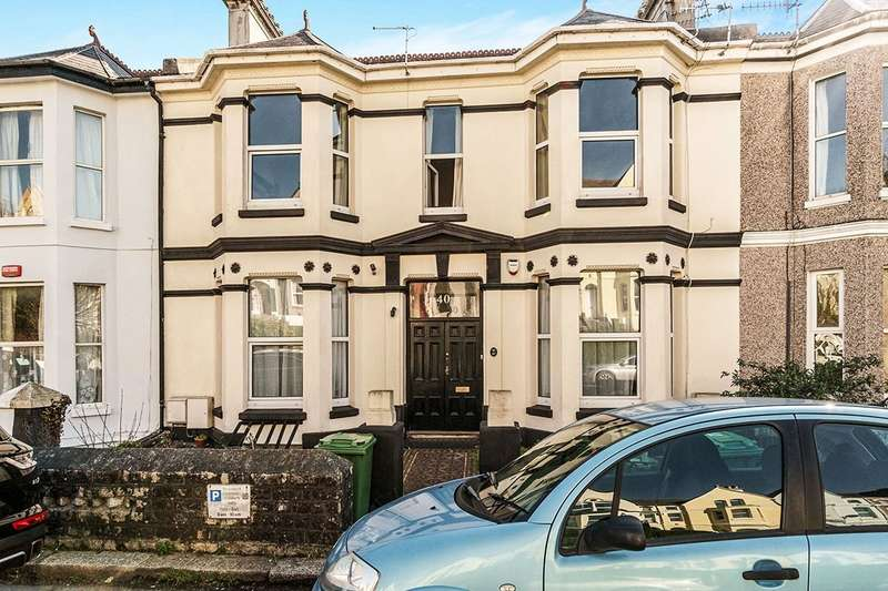 10 Bedrooms House for sale in Connaught Avenue, Mutley, Plymouth, PL4