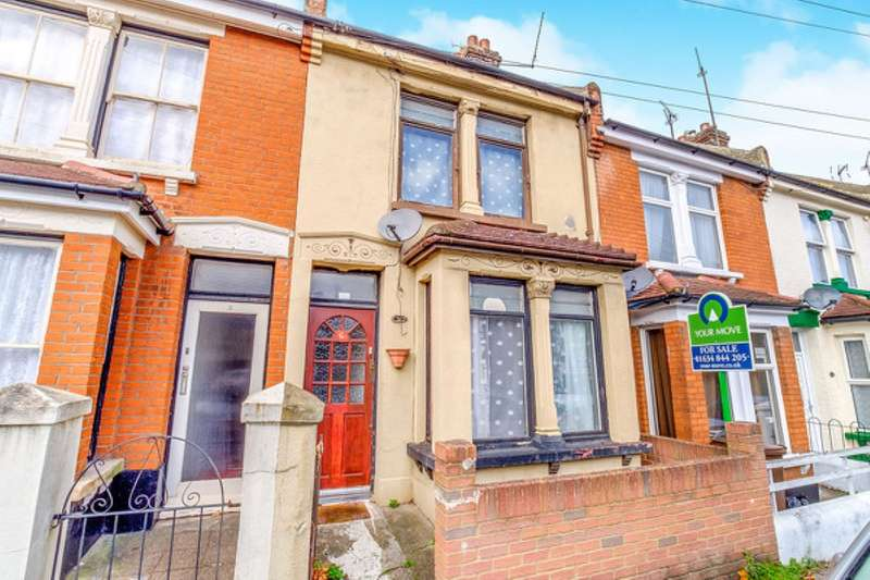 3 Bedrooms House for sale in James Street, Rochester, Kent, ME1