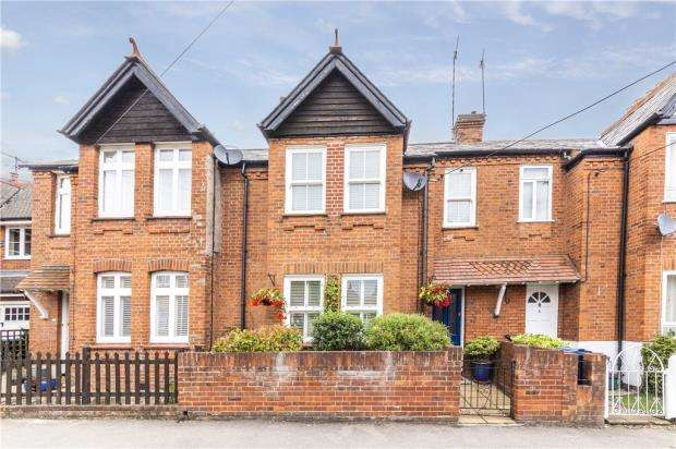 2 Bedrooms Terraced House for sale in School Road, Wooburn Green, High Wycombe