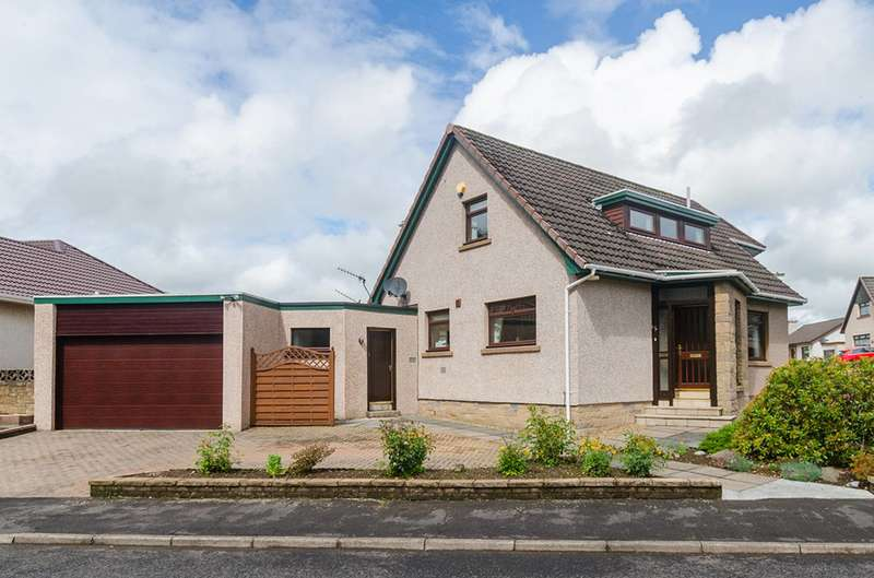 6 Bedrooms Detached House for sale in Kings Drive, Cumnock, East Ayrshire, KA18 1AG