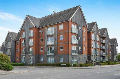 2 Bedrooms Flat for sale in Watling Street, Bletchley, Milton Keynes, Buckinghamshire