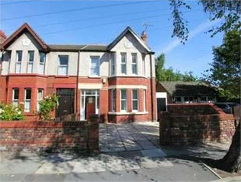 3 Bedrooms Flat for sale in Kimberley Drive, Crosby, LIVERPOOL, Merseyside