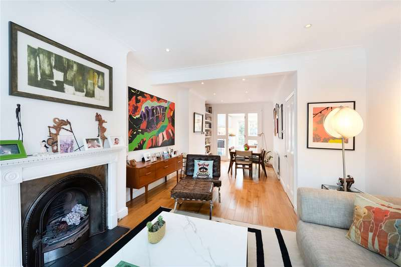 4 Bedrooms Terraced House for sale in Wendell Road, London, W12