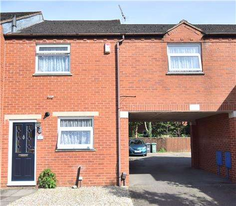 2 Bedrooms Property for sale in Overbury Road, GLOUCESTER, GL1 4EA