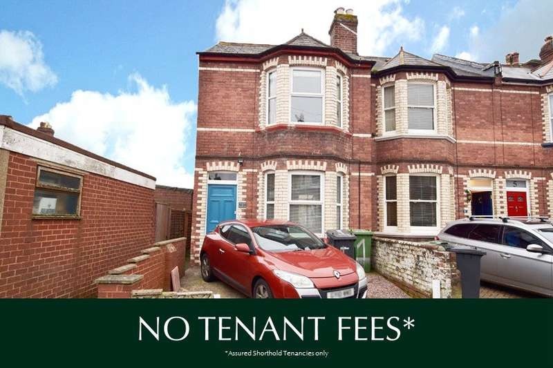 3 Bedrooms Terraced House for rent in St Thomas, Exeter