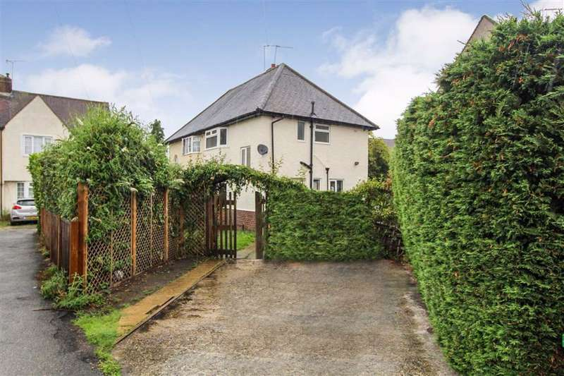 3 Bedrooms Semi Detached House for sale in St Georges Crescent, Cippenham, Berkshire