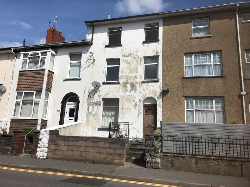4 Bedrooms Terraced House for sale in 126 Stow Hill, Newport