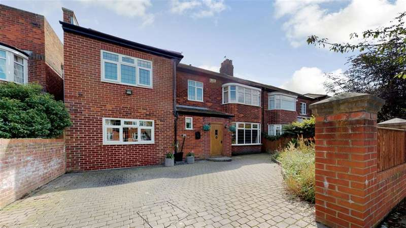 6 Bedrooms Semi Detached House for sale in Walton Avenue, Linthorpe, Middlesbrough, TS5 7RN