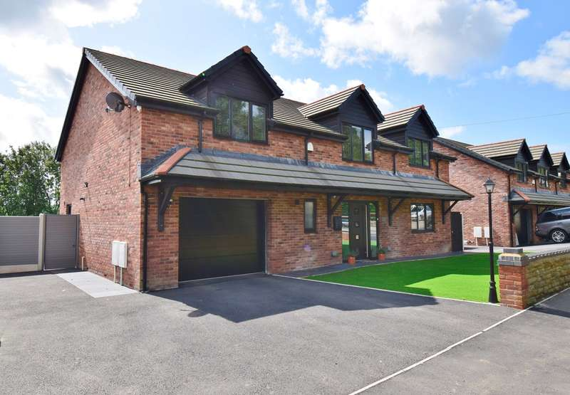 4 Bedrooms Detached House for sale in Colliery Road, Bedwas, Caerphilly, CF83