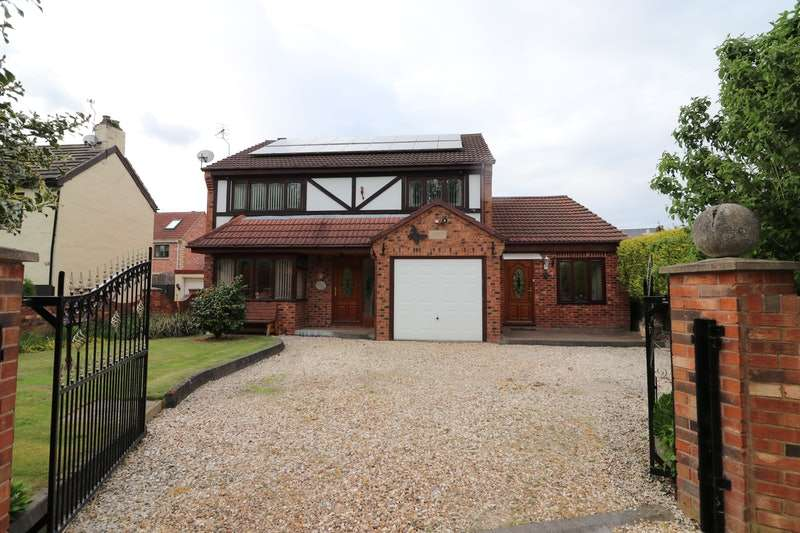 4 Bedrooms Detached House for sale in Mexborough Road, Rotherham, South Yorkshire, S63