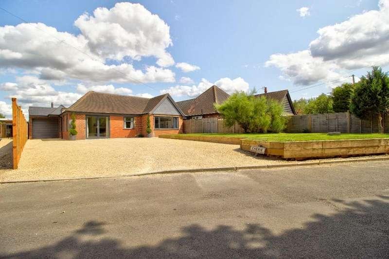 4 Bedrooms Bungalow for sale in Cherie, Cherry Garden Lane, Maidenhead