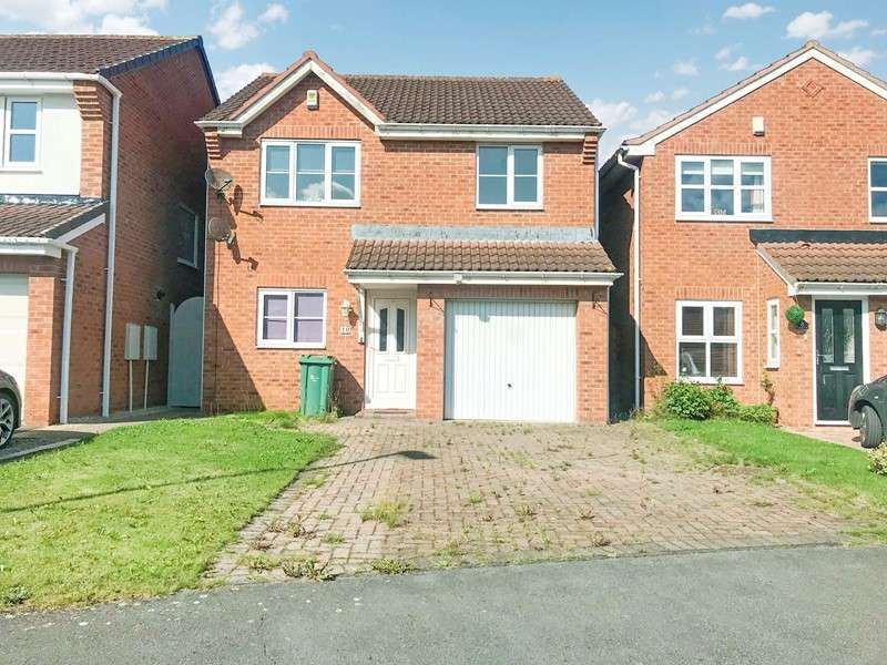 3 Bedrooms Property for sale in Landseer Drive, Wolviston Grange, Billingham, Cleveland, TS23 3GF