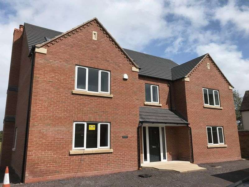 5 Bedrooms Property for sale in NEW BUILD Horton Lane, Telford TF6 6DT