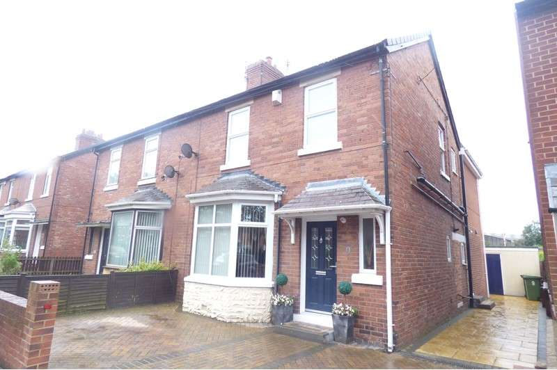 3 Bedrooms Property for sale in Stakeford Road, Bedlington, Northumberland, NE22 7JU