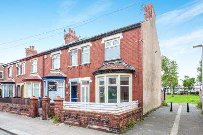 3 Bedrooms Semi Detached House for sale in Crossland Road, Blackpool, Lancashire, ., FY4