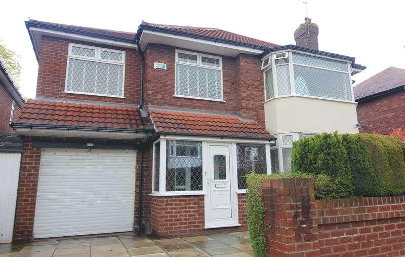 4 Bedrooms Property for sale in Glenathol Road, Calderstones, Liverpool, L18