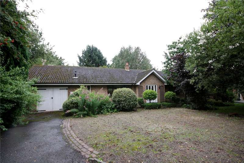 4 Bedrooms Detached Bungalow for sale in Cleveland View, Kirk Merrington, Spennymoor, DL16
