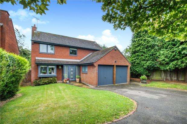 4 Bedrooms Detached House for sale in Windy Arbour, Kenilworth, Warwickshire
